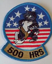 Patch F-14 500 Hours Felix