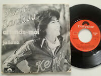 "KENJI SAWADA Attends Moi RARE SPAIN 7"" DIFF B/N PS 1976 Vinyl JULIANA"