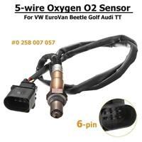 OEM 0258007351 Front Wideband Oxygen O2 Sensor for VW Jetta Golf 1.8L-L4 99-06