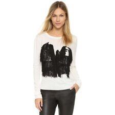 Nwot $295.00 Opening Ceremony Komondor Fringe Sweater Sz.Xs