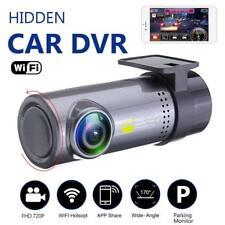 CAR WiFi DVR 720P dash cam rear camera dual lens video recorder