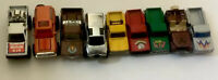 Vintage Toy Car Lot - Hot Wheels Matchbox Tomy Tomica and More - Nine Cars