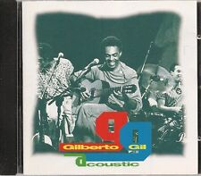 CD COMPIL 16 TITRES--GILBERTO GIL--GIL ACOUSTIC--1994