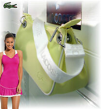 LACOSTE SHOULDER BAG Baguette Classic 2.20 Pastel Lime