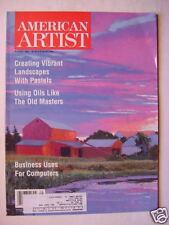 Amerikanische Künstler August 1995 Charles BASHAM Ann Arnold