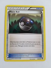 Masse Ball Noir et Blanc Destinées Futures 88/99 Carte Pokemon peu commune