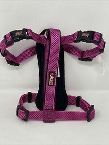KONG Comfort Padded Dog Harness SMALL S MAROON