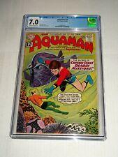 DC Comics AQUAMAN #2 CGC 7.0 March/April 1962