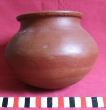 More details for traditional indian cooking pot from near kumbakonam, ne of thanjavur, india 1995