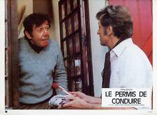 LOUIS VELLE JACQUES JOUANNEAU LE PERMIS DE CONDUIRE 1974 PHOTO D'EXPLOITATION #3