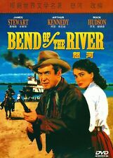 "New DVD  "" Bend Of The River "" James Stewart, Rock Hudson and Arthur Kennedy"