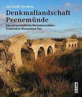 Denkmallandschaft Peenemünde Eine wissenschaftliche Bestandsaufnahme V2 Buch