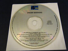 My Definition of a Boombastic Jazz Style by Dream Warriors {Single} (CD, 1990)