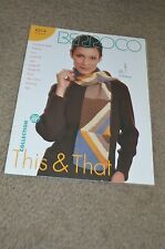 Berroco  Book 214  Knitting Patterns  Booklet This & That