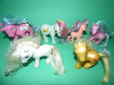 VINTAGE G1-G2-G3 MY LITTLE PONY LOT OF 6 by HASBRO