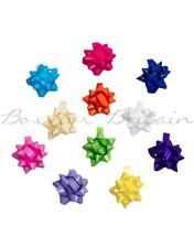 Self Adhesive Gift Bows -Assortted Colour- Presents - Christmas-100pcs