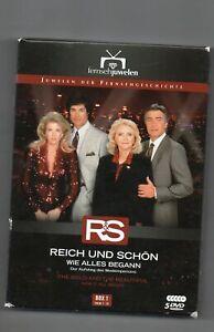 Reich und Schön Folge 1 - 25  , 5 DVD
