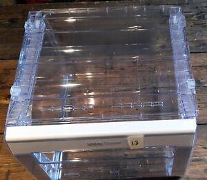 Samsung RSG5UCRS Freezer Drawer - Lower + Freezer Cover / Runner