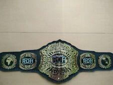 ROH WORLD CHAMPION BELT 4MM IN BRASS