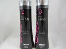 2 Pack - Protan Bronze Couture Dark Bronzing Black Silk Gelee Tanning Lotion