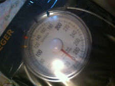 New * SAEGER Bathroom Scale Large Numbers Professional Doctors Weight DT602