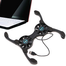 "Foldable USB Cooling Fan Mini Octopus Notebook Cooling Pad For 7""-15"" Laptop"