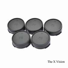 Lot of 5 Pieces Rear Lens Caps Cap for Canon FD FL 50mm 85mm 58mm F1.4 F1.2 F1.8