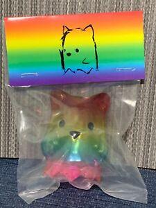 Luke Chueh   2.5 inch Ghostbear      Rainbow