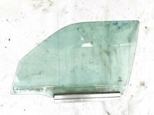 used Genuine Door-Drop Glass front left for SAAB 900 1997 #780390-44