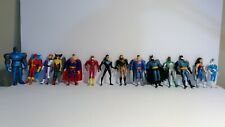 LOT OF 14 DC COMICS JUSTICE LEAGUE UNLIMITED ACTION FIGURE