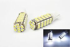 2x High Power 68 SMD LED 168 for HONDA Parking Light 194 T10 2825 W5W White Bulb