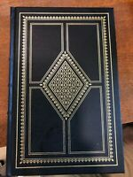 The Franklin Library CANDIDE by VOLTAIRE Hardbound Gold Trim ~ Mint Condition