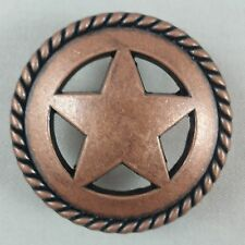Texas Western Star Cabinet Hardware Knobs CP202CPR