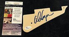 Alice Cooper Signed Autographed Pickguard JSA 86242