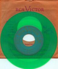 Raro Country 45- Coloreado Vinilo - Cecil de Campbell Tennessee Ramblers- Acero