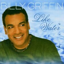 BILLY GRIFFIN Like Water NEW & SEALED NU SOUL CD (EXPANSION) MODERN R&B MIRACLES