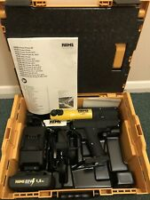 Rems Mini Press 22v BRAND NEW