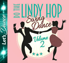 CD Lindy Hop - Swing Dance Vol.2 von Various Artists