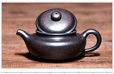 Authentic China Handmade Yixing ZiSha Pottery Teapot200cc fanggu  heini