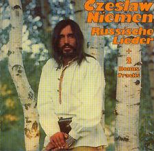 "Niemen:  ""Russische Lieder""  + Bonus  (CD)"