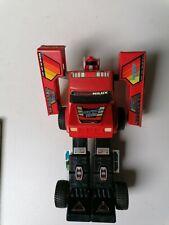 Robot Winch Truck Bandai 1980s robot transformer
