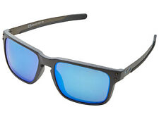733f8c046d Oakley Holbrook Mix Polarized Sunglasses OO9384-1057 Steel Prizm Sapphire