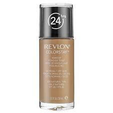Revlon ColorStay Makeup for Normal/Dry Skin, Natural Tan [330] 1 oz (Pack of 2)