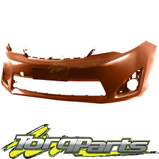 FRONT BAR COVER ORANGE SUIT ASV50 CAMRY TOYOTA 11-15 BUMPER