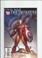 Marvel Comics Civil War The Initiative One Shot Cover A NM-/M 2007