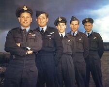 """Guy Gibson The Dambusters 10"""" x 8"""" Photograph 3"""