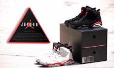 "Jordan 6 ""Infrared Pack"" Size 8.5 (AJ6/6)  (2010Release)"