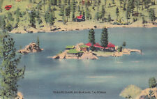 BIG BEAR LAKE , California , PU-1945; Treasure Island