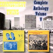 Connecticut Twins - Complete Anthology Volume 5 Brand New Polka CD Great Classic