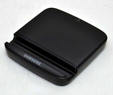 NEW GENUINE Samsung Galaxy Note 2 II BLACK External Battery Charger Stand cradle